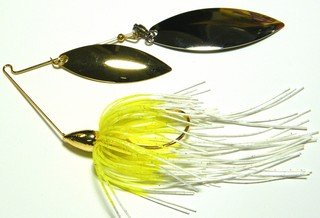 War Eagle 1/4 Oz. Double Willow Leaf Spinnerbaits