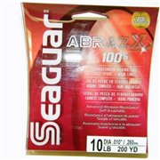 Seaguar ABRAZX 100% Fluorocarbon 200 yards