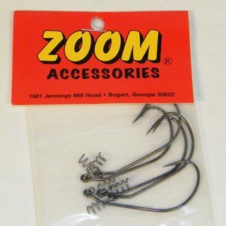 Zoom screw lock Toad Hooks   5 pack