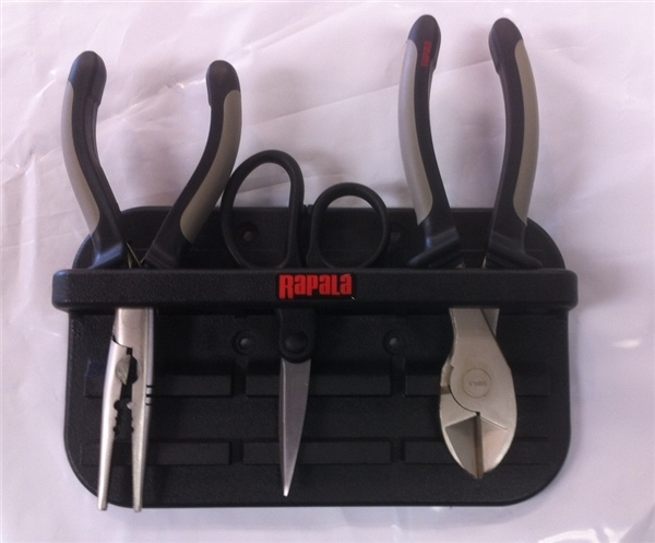 Rapala magnetic tool holder combo top sellers magnetic for Fishing tool holder